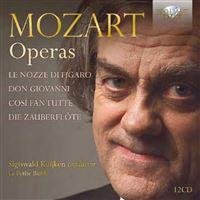 Mozart: Operas - 12CD