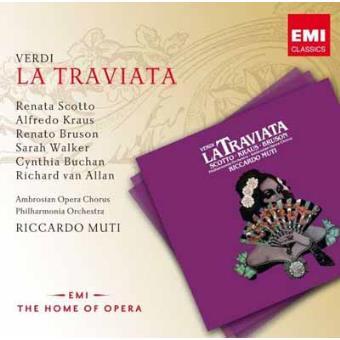 Verdi | La Traviata (2CD)