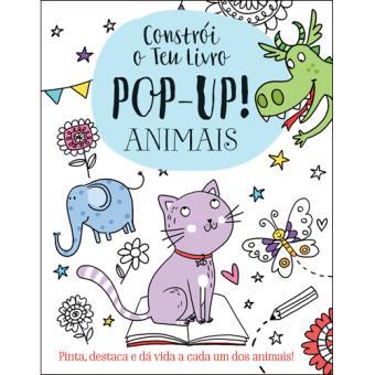 Constrói o Teu Livro Pop-Up! - Animais