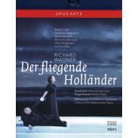 Wagner: Der Fliegende Holländer (BD)