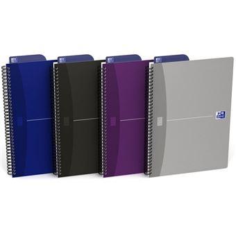 Caderno Pontilhado Oxford Essentials A5 - Envio Aleatório