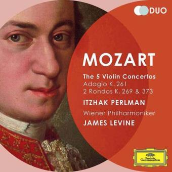 Mozart: Violin Concertos (2CD)