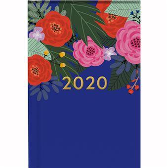 Agenda de Bolso 12 Meses 2020 Gacangift Fragile - Azul
