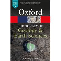Dictionary of geology and earth sci