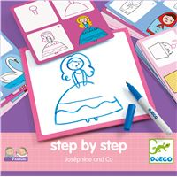 Desenhar Passo-a-passo - Joséphine & Co