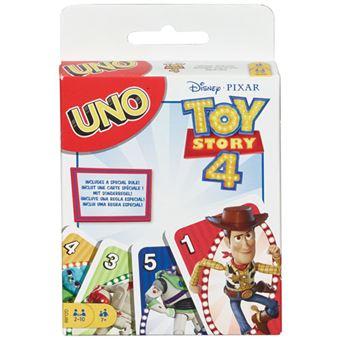 UNO Toy Story 4 - Mattel