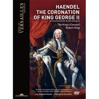 Handel: The Coronation of King George II - DVD
