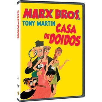 Casa de Doidos - DVD