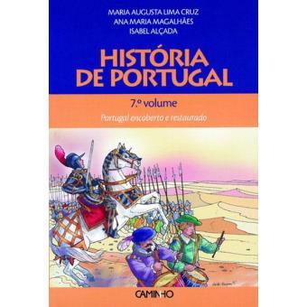 História de Portugal Vol 7
