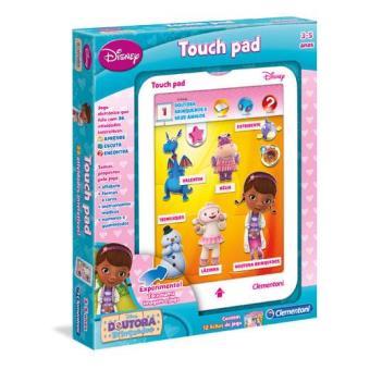 Doutora Brinquedos Touch Pad Brinquedo Multimedia Compra Na