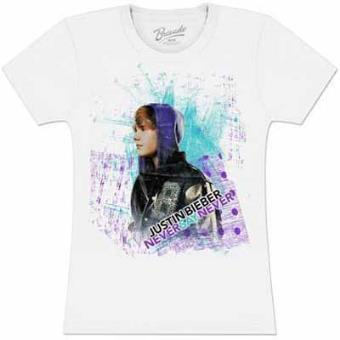 Justin Bieber: T-Shirt Never Say Never (L)