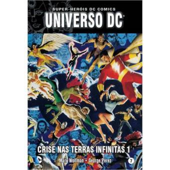 Universo DC: Crise nas Terras Infinitas Vol 1