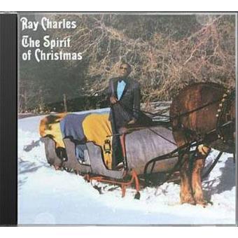 Ray Charles That Spirit Of Christmas.Spirit Of Christmas