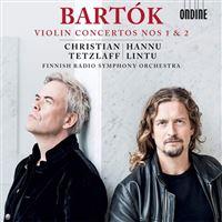 Bartók: Violin Concertos Nos. 1 & 2 - CD