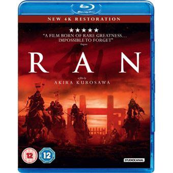 Ran - DVD Importação