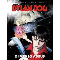 Dylan Dog - Livro 4: O Imenso Adeus