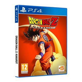 Dragon Ball Z: Kakarot - Standard Edition - PS4