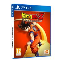 Dragon Ball Z: Kakarot - Standard Edition - PS4
