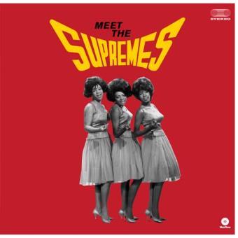 Meet The Supremes (180g) (Limited Edition) (+ 4 Bonustracks)