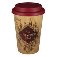 Copo de Viagem Eco Harry Potter: Marauder Map