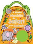 A Minha Mochila de Safari para Colorir