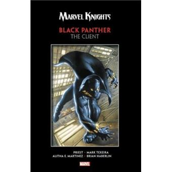 Marvel knights black panther by pri