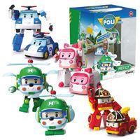 Robocar Transformáveis Silverlit - Toy Partner