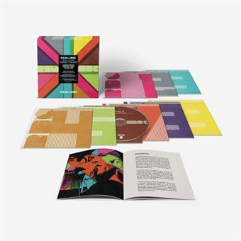 R.E.M. at the BBC - 8CD + DVD