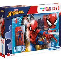 Puzzle Maxi Spiderman - 24 Peças - Clementoni