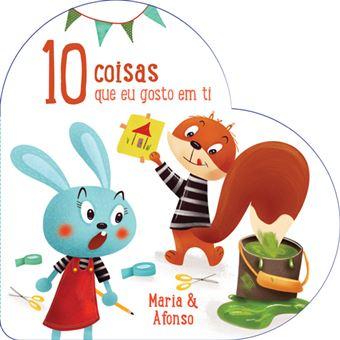 10 Coisas que Eu Gosto em Ti: Maria & Afonso