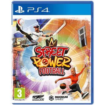 Street Power Football - PS4
