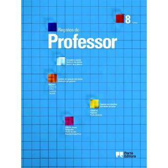 Registos do Professor - 8 Turmas