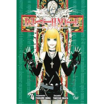 Death Note - Livro 4: Amor