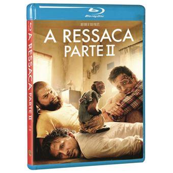 A Ressaca Parte 2 - Blu-ray