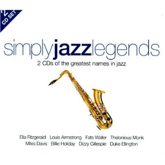 Simply Jazz Legends (2CD)