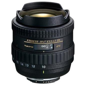 Tokina Objetiva AT-X 107 AF DX Fisheye AF 10-17mm f/3.5-4.5 (Nikon)