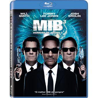 MIB: Homens de Negro 3 - Blu-ray