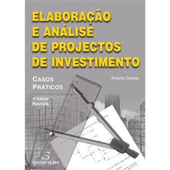 Elaboração e Análise de Projectos de Investimento