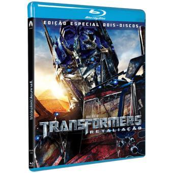 Transformers: Retaliação - Blu-ray