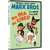 Um Dia no Circo - DVD