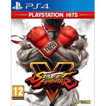 Street Fighter V - Playstation Hits - PS4