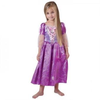 Disfarce Rapunzel Real - Tamanho S