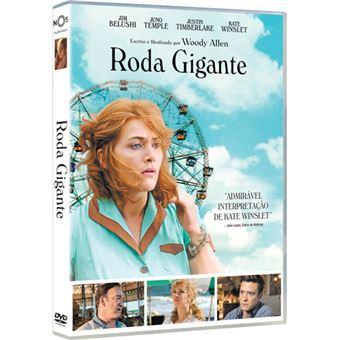 Roda Gigante - DVD