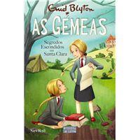 As Gémeas - Livro 14: Segredos Escondidos Em Santa Clara