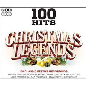 100 Hits - Christmas Legends - 5CD