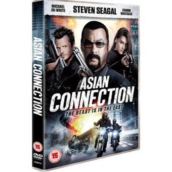 The Asian Connection - DVD Importação