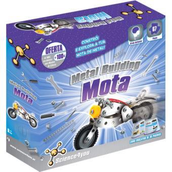 Construções de Metal - Moto