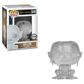 Funko Pop! The Lord of the Rings: Gollum Invisible 535 - Exclusivo Fnac