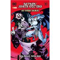 Batman joker oscuro-las tierras sal