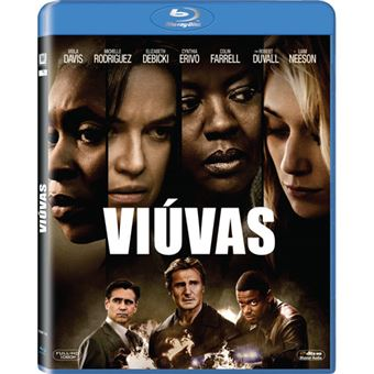 Viúvas - Blu-ray